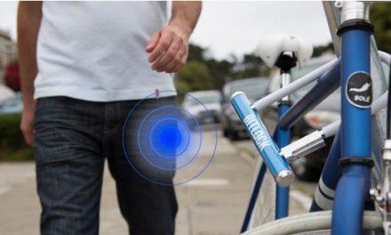 BitLock: Un cadenas Bluetooth pour votre vélo