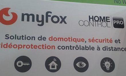 #INTERCLIMA2013 : MyFox présente sa Home Control Pro et son nouveau logo