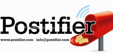 Postifier, l'avertisseur de réception du courrier