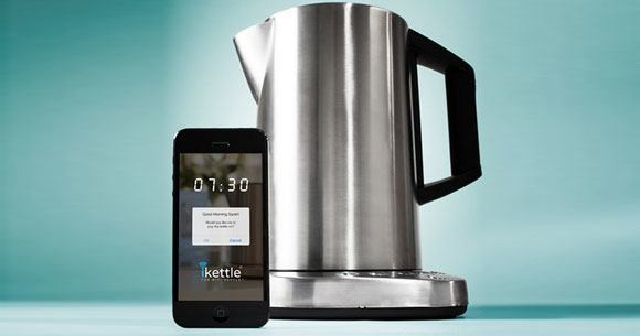 iKettle couverture
