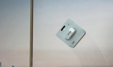 Winbot, le robot nettoyeur de fenêtres est primé au #CES2014