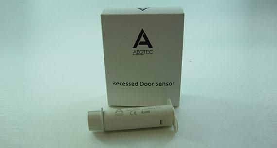 Le détecteur d'ouverture de porte invisible Z-Wave d'Aeon Labs est disponible !