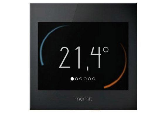 Guide dinstallation du thermostat Momit Smart 1
