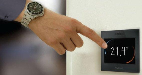 Guide dinstallation du thermostat Momit Smart