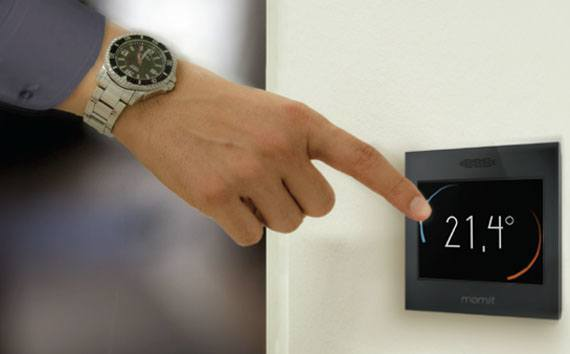 Guide dinstallation du thermostat Momit Smart