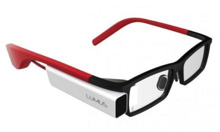 Les lunettes à réalité augmentée Lumus DK-40 devraient faire leur apparition au #CES2014