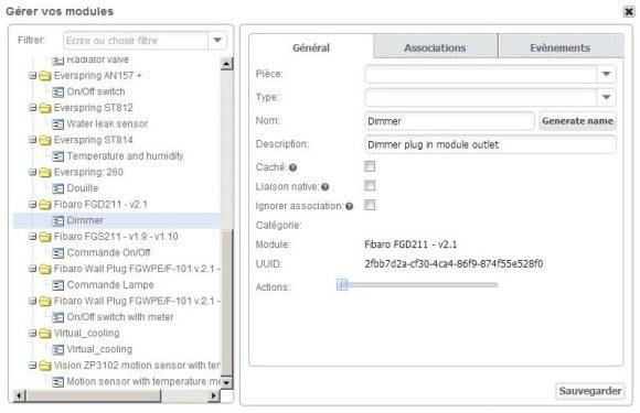 Guide d'installation du Micromodule variateur FGD-211 FIBARO avec la Zipabox