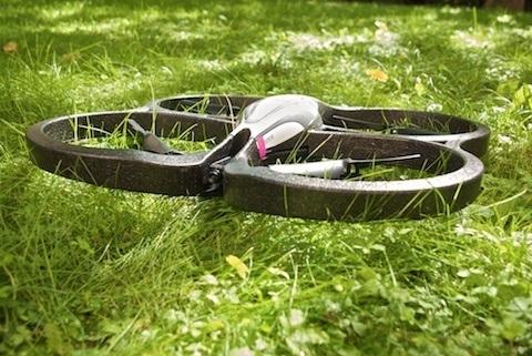 Parrot AR.Drone 13 20100830 152006 #CES2014 : Parrot présentera til un nouveau drone à Las Vegas ?