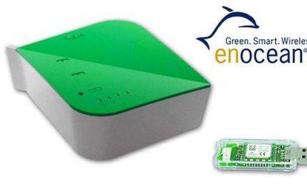 La VeraLite supporte la technologie EnOcean