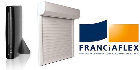 volet roulant franciaflex