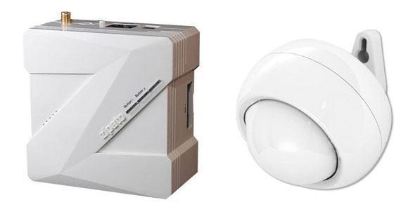 Zipabox et AEON LABS Multisensor Détecteur multifonction