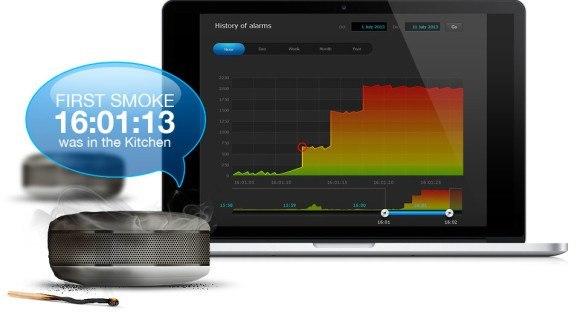 fibaro smoke sensor FGSS 001 historique 580x322 Le détecteur de fumée Fibaro FGSS 001 est arrivé !
