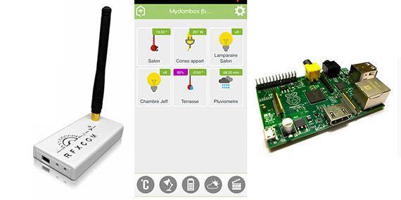 Mydombox, la Box Domotique Open Source