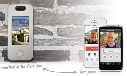 SmartBell, une sonnette Wi-Fi et Z-Wave !
