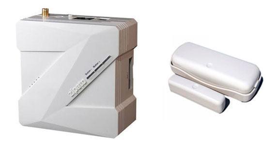 zipato zipabox controleur domotique z wave et capteur ouverture porte aeon labs1