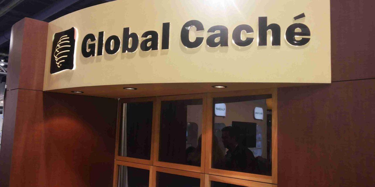 #CES2014 : Global Caché présente ses modules iTach Flex