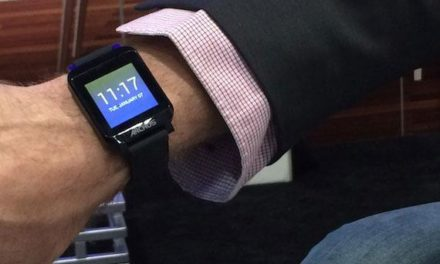 #CES2014 : Archos présente ses montres connectées