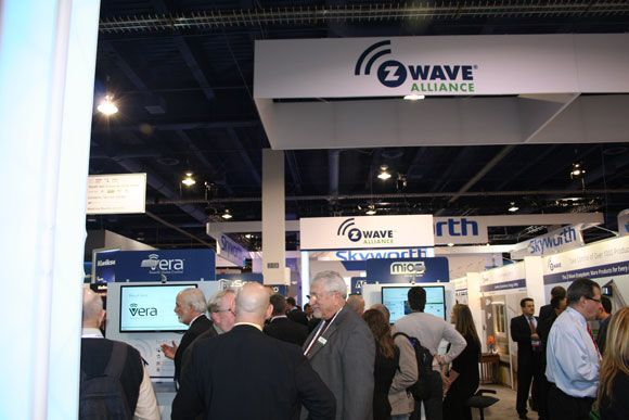 CES_2014_Z-Wave_Booth