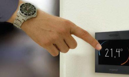Momit ST, le thermostat intelligent