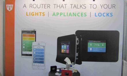 #CES2014 : Almond+, un projet à mi-chemin entre le routeur et la box de domotique