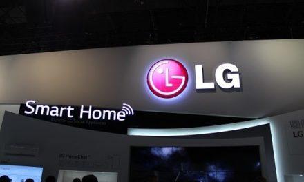 L'innovation domotique de LG au #CES2014