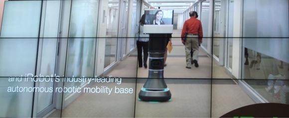 iRobot au #CES2014: nouveau Scooba et Ava 500