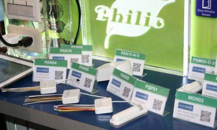 #CES2014 : Philio annonce des nouveaux produits Z-Wave