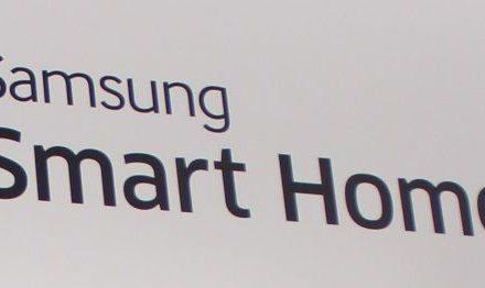 Samsung présente au #CES2014 sa vision du Smart Home