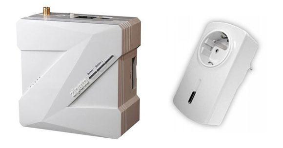 Zipabox et module Everspring AN158 6