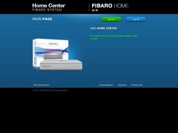 Accès à distance de son contrôleur Home Center 2 depuis un ordinateur, tablette ou smartphone (Android/IOS)