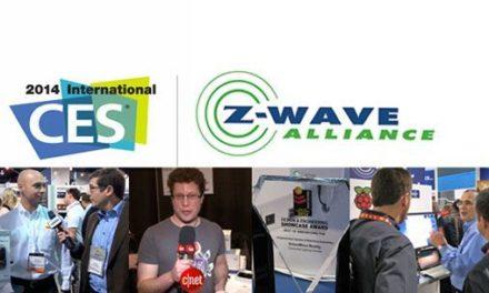 La Z-Wave Alliance annonce les membres présents au #CES2014
