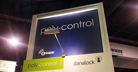 danalock_poly-control_ces2014