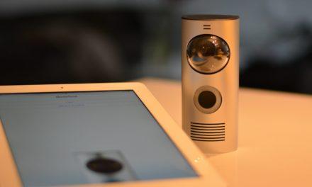 Test du portier vidéo connecté Doorbot