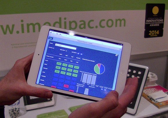 medissimo_imedipac_CES2014_tablette