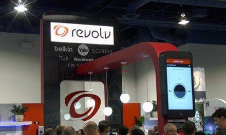 Revolv présente sa box domotique au #CES2014