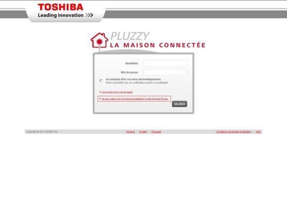unite centrale pluzzy controleur domotique zigbee 31 Test du Pack Home Pluzzy de Toshiba