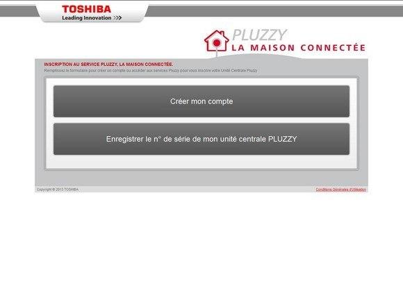 Test de l'unité centrale, prises intelligentes connectées et module pour compteur électrique électronique du pack Home Pluzzy (Toshiba)