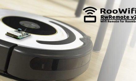 RooWiFi arrive en V2 avec son application Android