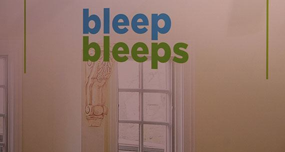 BleepBleeps ces2014 booth