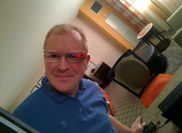 Google glass herve c 580x425 Jai expérimenté le #CES2014 en Google Glass