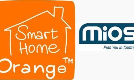 Orange retient MiOS comme plateforme pour son offre domotique