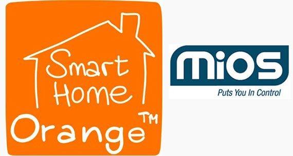 Orange mios plateform smart home