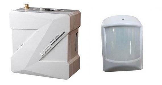Zipabox controleur domotique module zp3102 detecteur mouvement