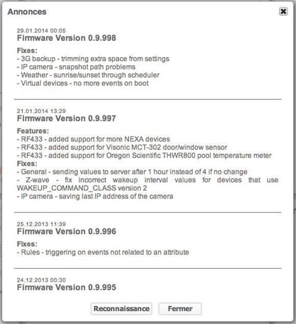 Zipabox_zipato_firmware_0.9.998_changelog
