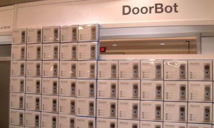 Nous avons rencontré Doorbot au #CES2014