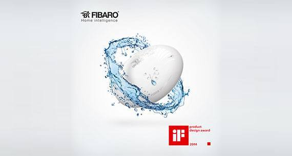 fibaro fgfs 101 flood sensor if design