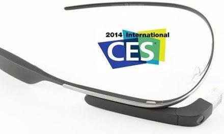 J'ai expérimenté le #CES2014 en Google Glass