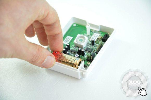 Guide d'installation du détecteur de mouvement ZP3102 Vision Security