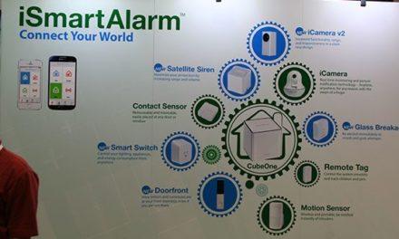 iSmartAlarm présente des nouveautés au #CES2014