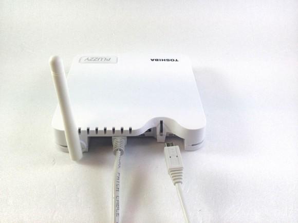 image 5 Test du Pack Home Pluzzy de Toshiba